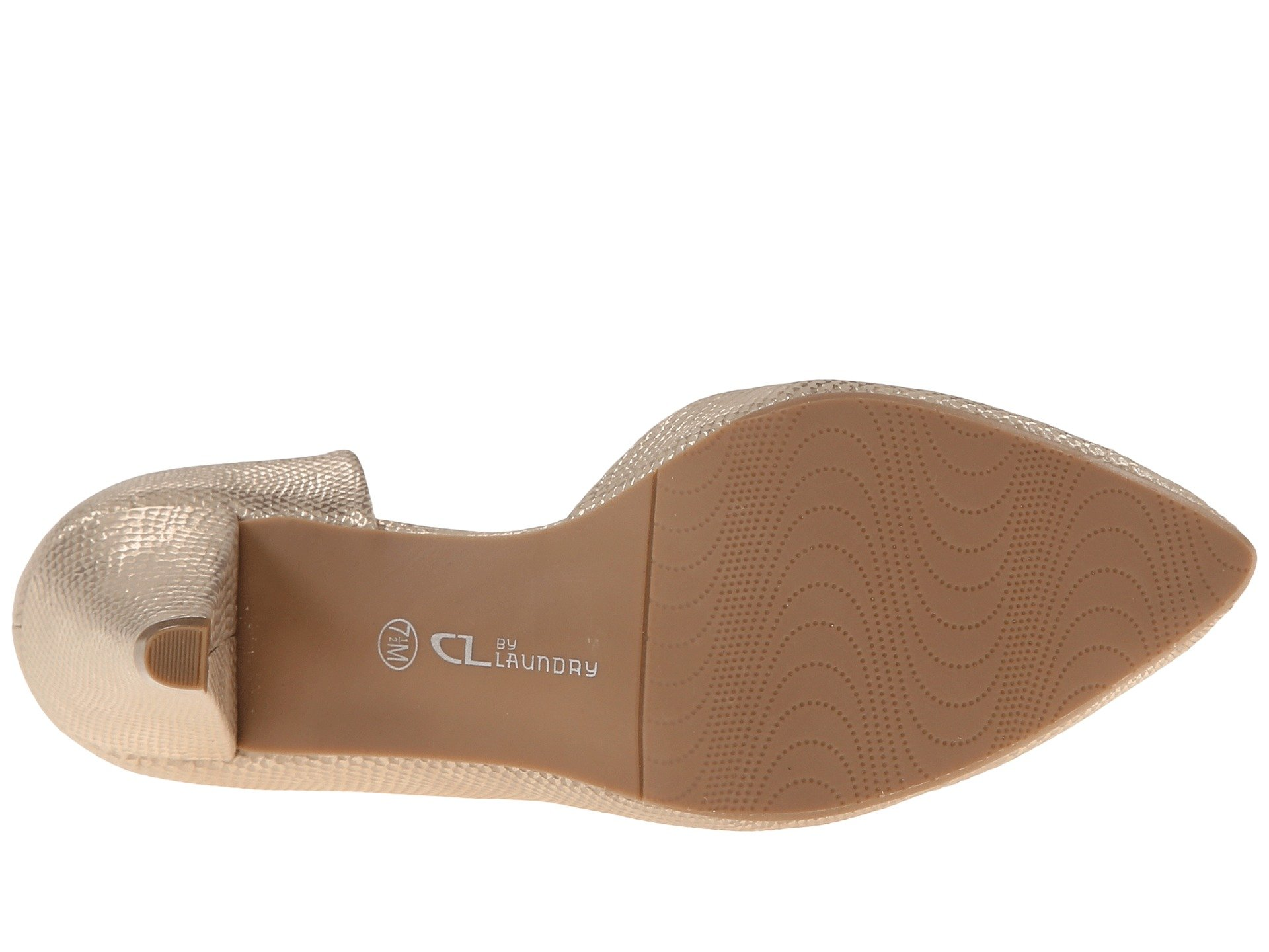 CL By Laundry Angelina at 6pm.com | Heels, Beige high