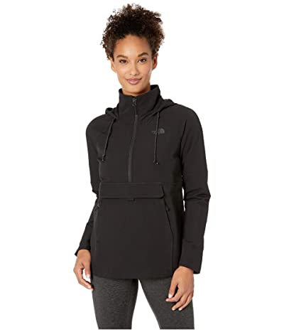 The North Face Tenko Ridge Hoodie (TNF Black/TNF Black) Women