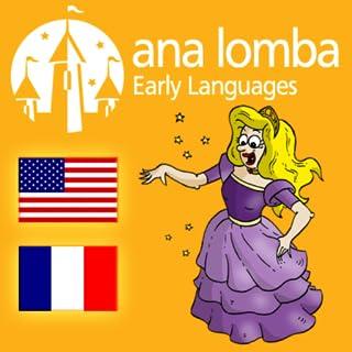 Ana Lomba – Cinderella (Bilingual French-English Story) (Kindle Tablet Edition)