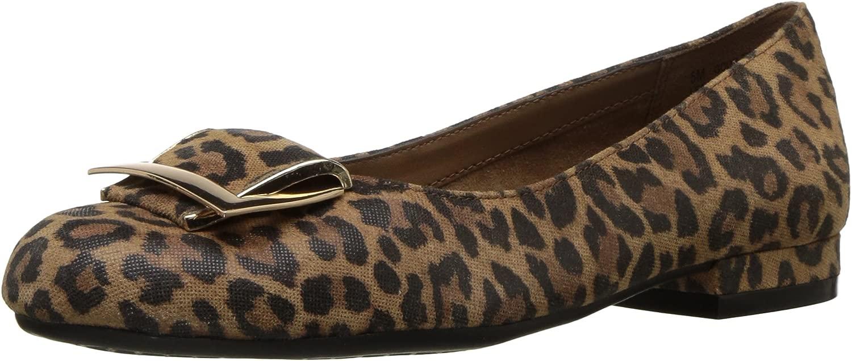 Aerosoles Damen Good Times Gute Gute Gute Zeiten, Leopard Tan, 39 EU e70
