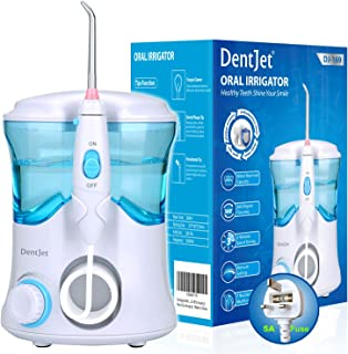 Water Flosser Oral Irrigator for Household Use with 3-Pin UAE Plug Adaptor