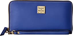 Beacon Large Zip Around Wristlet