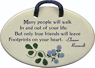 Best leave footprints on your heart Reviews