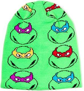 Teenage Mutant Ninja Turtles Hat Tortugas Los 4 Bioworld ...