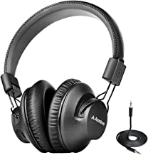 New Avantree Audition Procast aptX Low Latency Bluetooth 5.0 Over Ear Headphones for Watching TV, Class 1 Long Range Wireless Wired Hi-FI Stereo Headset with Mic, for PC Computer Cell Phones Tablets