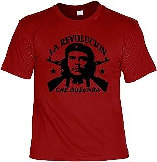 bestickt Gr rot XL Battle-Merchant Che Guevara T-Shirt