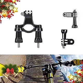 iDreamGoPro Bike Handlebar/Seatpost/Pole Mount for GoPro Hero 8/7/6/5/Session AKASO Apeman SJ4000 AKASO, Bicycle or Motorc...