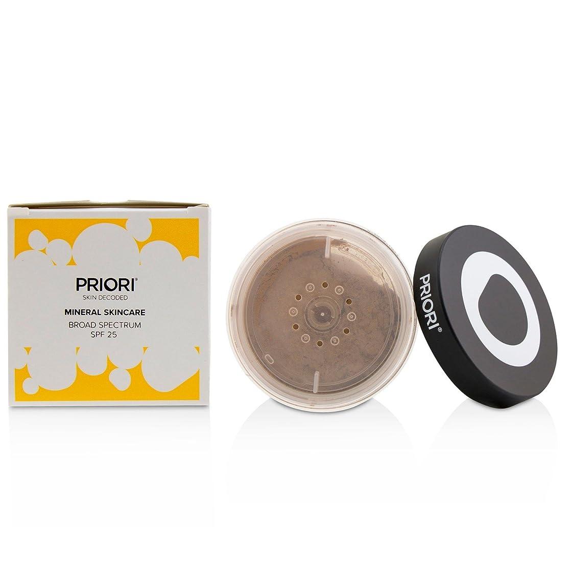 おっとサドル継続中プリオリ Mineral Skincare Broad Spectrum SPF25 - # Shade 5 5g/0.17oz並行輸入品