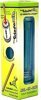 Grindarolla Cone Loader, Grinder and Stash System (Blue)