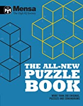 The Mensa - All-New Puzzle Book: More than 200 Enigmas, Puzzles and Conundrums