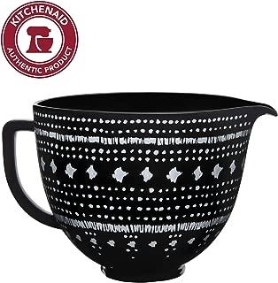 KitchenAid KSM2CB5PTA 5QT Stand Mixer Bowl, 5 Qt, Tapestry Ceramic