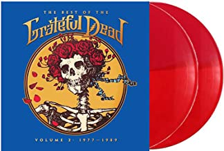 The Best Of The Grateful Dead Volume 2: 1977 - 1989 - Exclusive Limited Edition Translucent Red 2x LP Vinyl