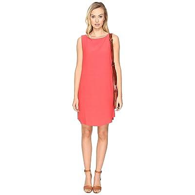 BB Dakota Jodi Shift Dress (Valentine Red) Women