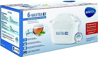 Brita 碧然德 Maxtra+滤芯6包装 白色