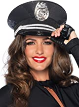 Leg Avenue Women's Military Hat Costume Accessory