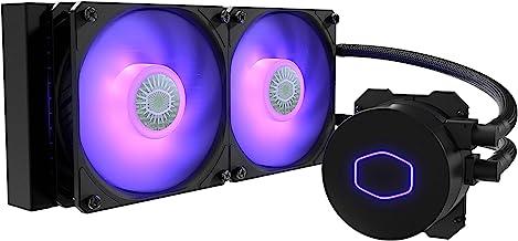 Liquid Cooler Para Processador Cooler Master MasterLiquid ML240L V2 RGB, 240mm
