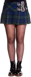 Chelsy Tartan Check Emo Punk Mini Skirt