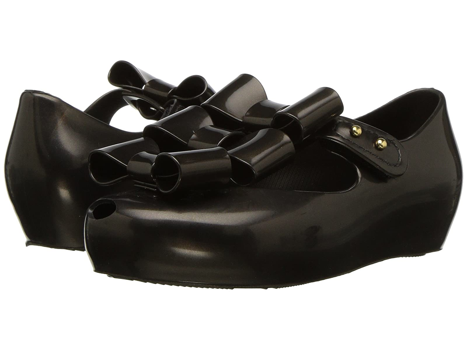 Mini Melissa Mini Ultragirl Triple Bow (Toddler/Little Kid)Cheap and distinctive eye-catching shoes