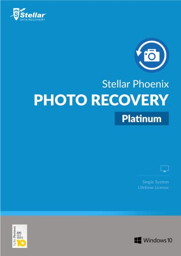 Stellar Phoenix Photo Recovery Platinum Windows [Download]