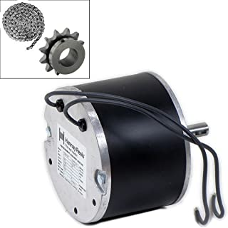 Hannay 9915.0042 12-Volt Hose Reel Motor with 5/8