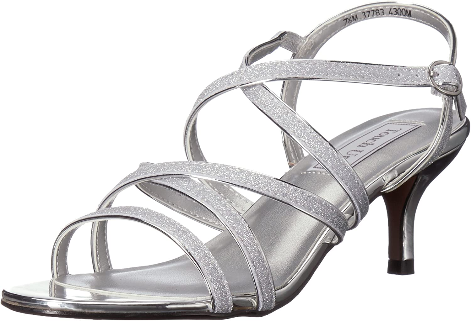 Touch Ups Womens Emery Heeled Sandal