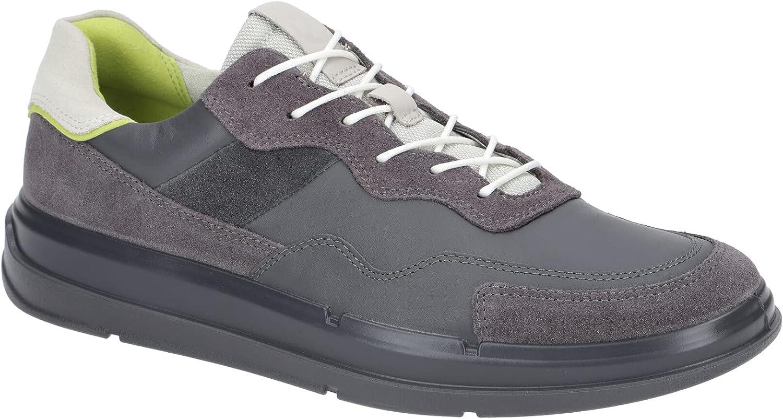 ECCO Men's Soft Ten Sneaker