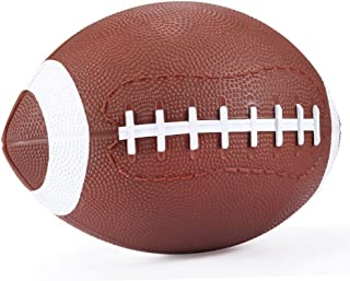 Inflatable Little Football, Stylife All Weather Sports Football for Kids and Junior Athletes 8.5inch Long (Pump Not Included)