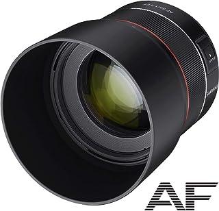Samyang AF 85mm f1.4 Auto Focus Lens for Nikon F Mount Cameras