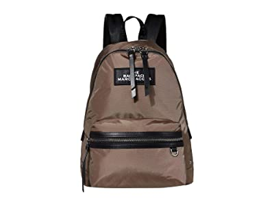 Marc Jacobs Large Backpack (Cement) Backpack Bags