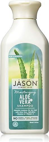 discount Moisturizing online sale 84% Aloe wholesale Vera Shampoo Jason Natural Cosmetics 16 oz Liquid outlet sale