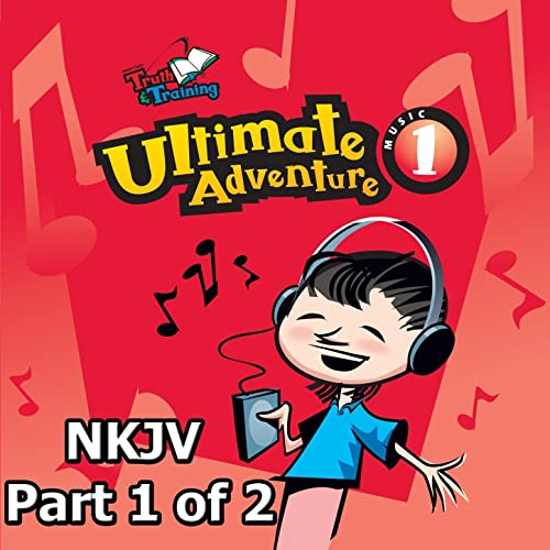 Ultimate Adventure Music Book 1 Nkjv (Part 1 Of 2) by Awana