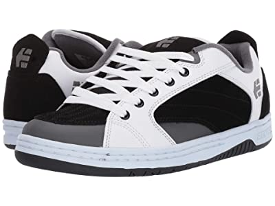 etnies Czar (White/Black/Grey) Men