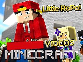 Clip: Little Ropo - Minecraft Videos
