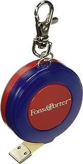 Fons & Porter 7780 Retractable Tape Measure, 5/8 x 120-Inch