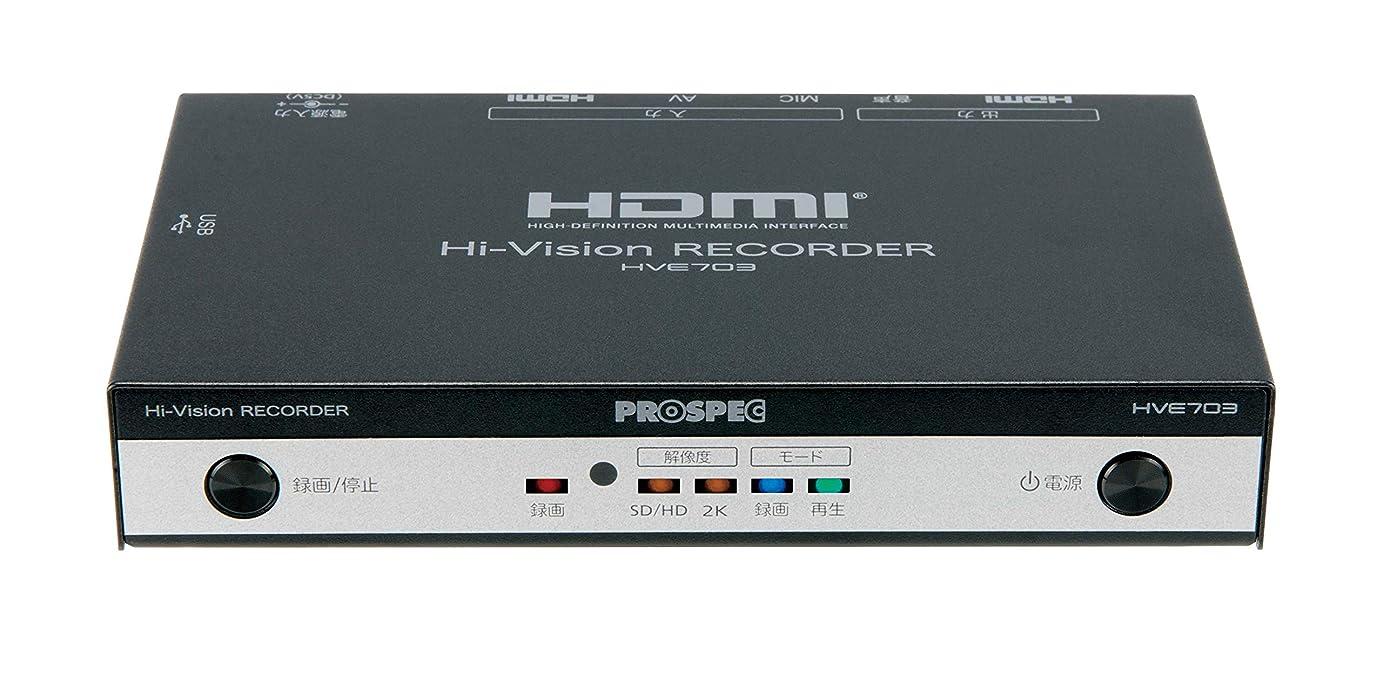 フラッシュのように素早く残り使用法ハイビジョンレコーダーHVE703+スペシャル機能付きHDMIスプリッターセット
