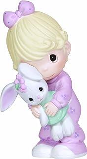 Precious Moments Girl with Bunny Figurine, 132000