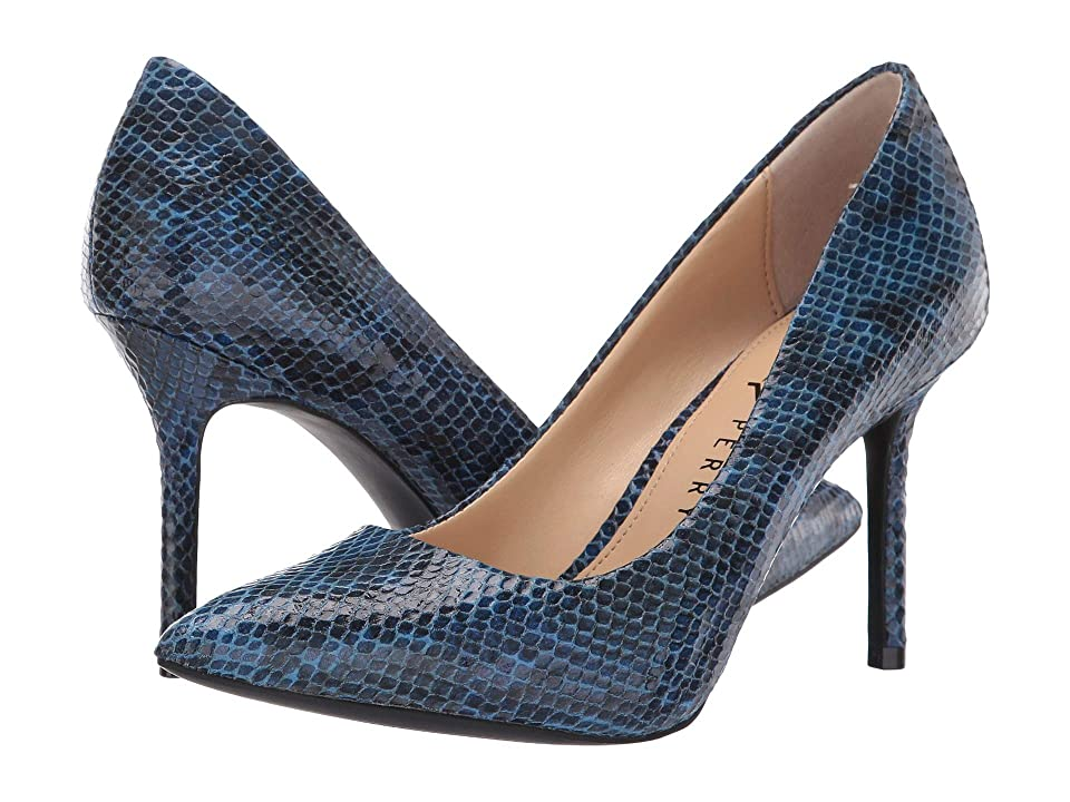 Katy Perry The Sissy (Blue Snake Print) Women