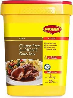 Maggi Supreme Gravy Mix Gluten Free Vegan Vegetarian 2kg, Beef Gravy