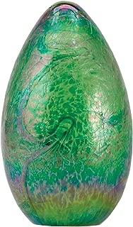 glass eye studio egg paperweights