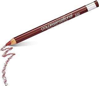 Maybelline - Jade color sensational lipliner, lápiz de labios, color 540 rojo de hollywood (2, 5 g)