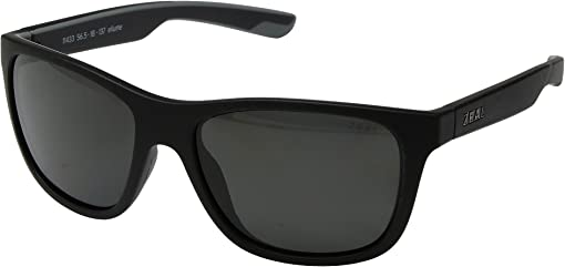 Matte Black w/ Polarized Dark Grey Lens