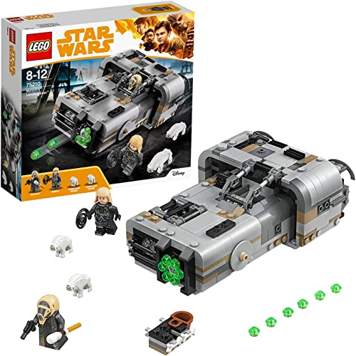 LEGO Star Wars - Le Landspeeder de Moloch - 75210 - Jeu de Construction