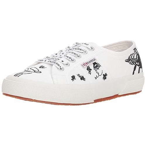 Superga Womens 2750 Fancotu Sneaker