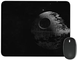 JNKPOAI Star War Mouse Pad Fun Game Mouse Pad, Made of Rubber for Office