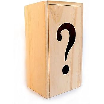Logica Giochi art. SCRIGNO ? - Rompicapo in Legno - Scatola Segreta - Difficoltà 5/6 INCREDIBILE - Serie Leonardo da Vinci