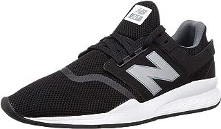 new balance Men's 247 Black Sneakers-12.5 UK/India (47.5 EU)(13 US) (MS247FF)