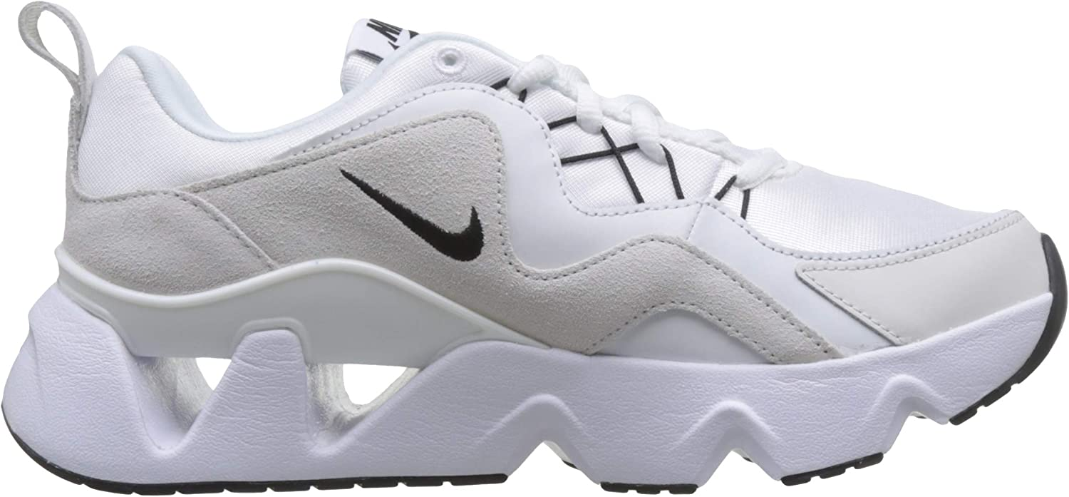 Nike WMNS Ryz 365, Chaussures de Trail Femme Multicolore White Black Summit White Phantom 100