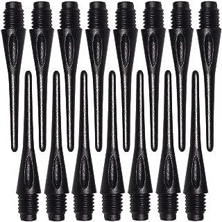 Wolftop 2BA Thread Soft Tip Dart Points - Plastic Dart Tips Replacement Dart Accessories Set - 300 Pack