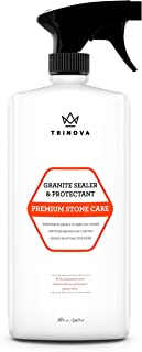 Granite Sealer & Protector – Best Stone Polish, Protectant & Care Product..