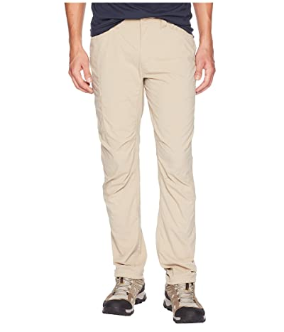 Royal Robbins Active Traveler Stretch Pants (Khaki) Men